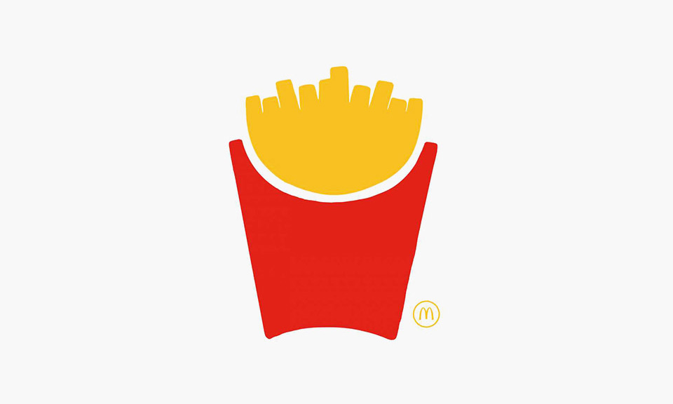 Mcdonald S Food Goes Minimalist In New Ad Campaign