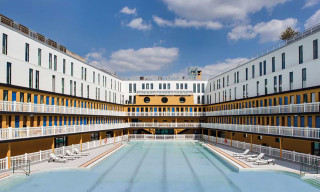 Iconic Art Deco Molitor Hotel Reopens in Paris