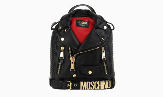 Moschino by Jeremy Scott Biker Bag Collection