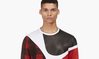 Neil Barrett Spring/Summer 2014 Panel Sweater Collection