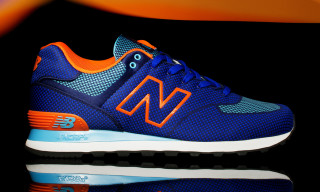 "New Balance 574 ""Woven"" Pack"