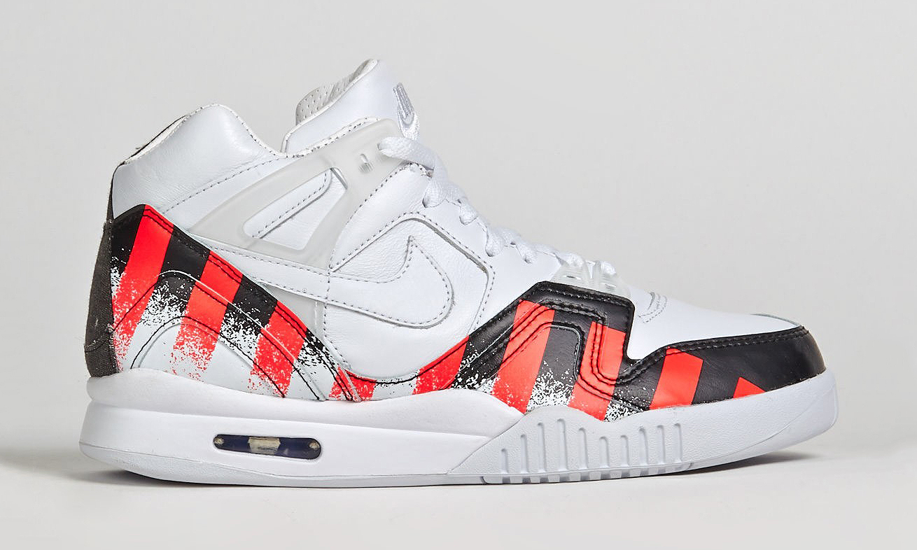 Nike air tech challenge 2 french open highsnobiety - Nike air tech challenge ...