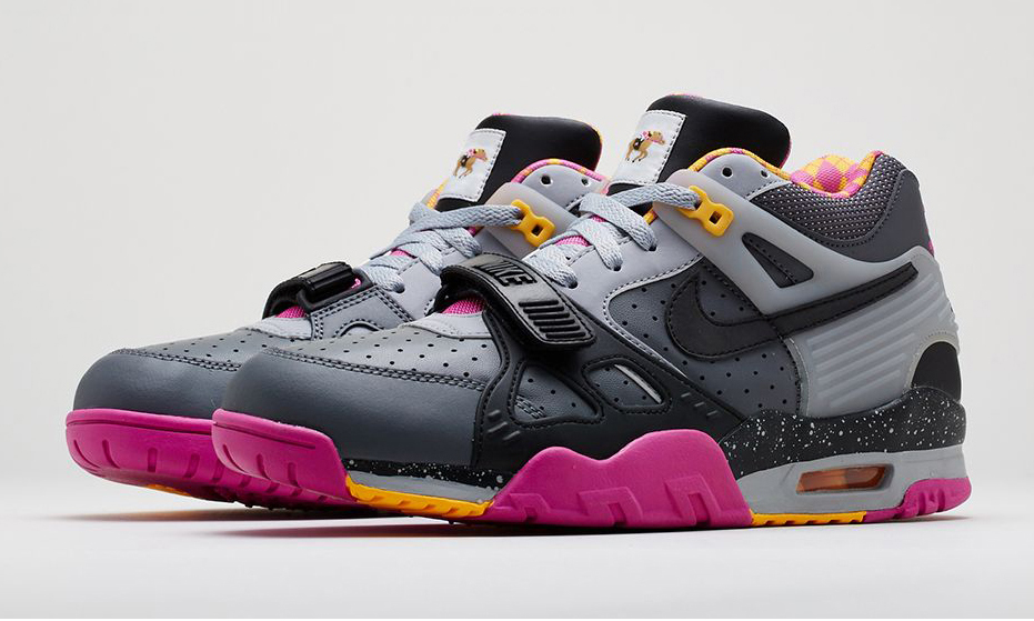 nike air trainer 3 premium bo knows horse racing. Black Bedroom Furniture Sets. Home Design Ideas