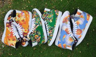 "Nike Blazer Mid Premium Vintage QS ""Floral"" Pack"