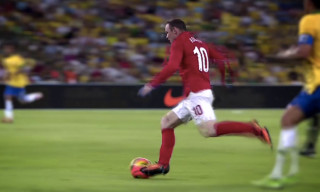 "Nike Football Launches ""Risk Everything"" starring Wayne Rooney"