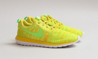 "Nike Roshe Run NM BR ""Chrome Yellow/Electric Green"""