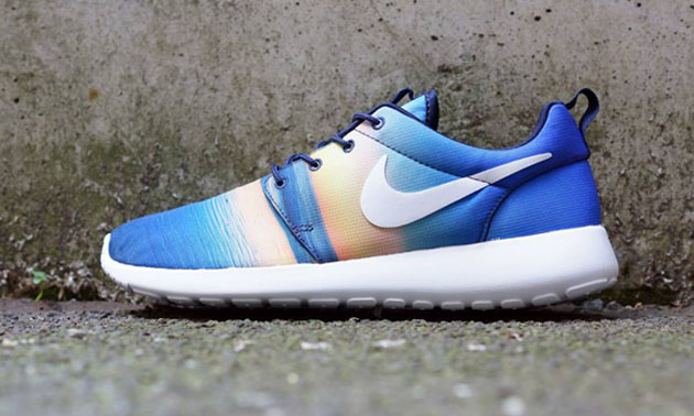 watch 0e989 6c2bd well-wreapped A Closer Look at the Nike Roshe Run Summer Print Pack  Highsnobiety