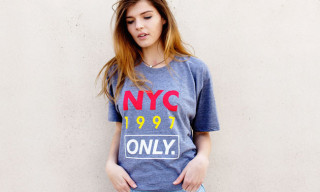 ONLY NY Summer 2014 T-Shirt Collection