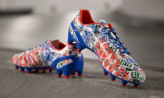 PUMA Collaborates with BAPE, colette, KITH and ALIFE on the evoSPEED Football Boot