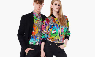 Versus Versace Fall/Winter 2014 Lookbook