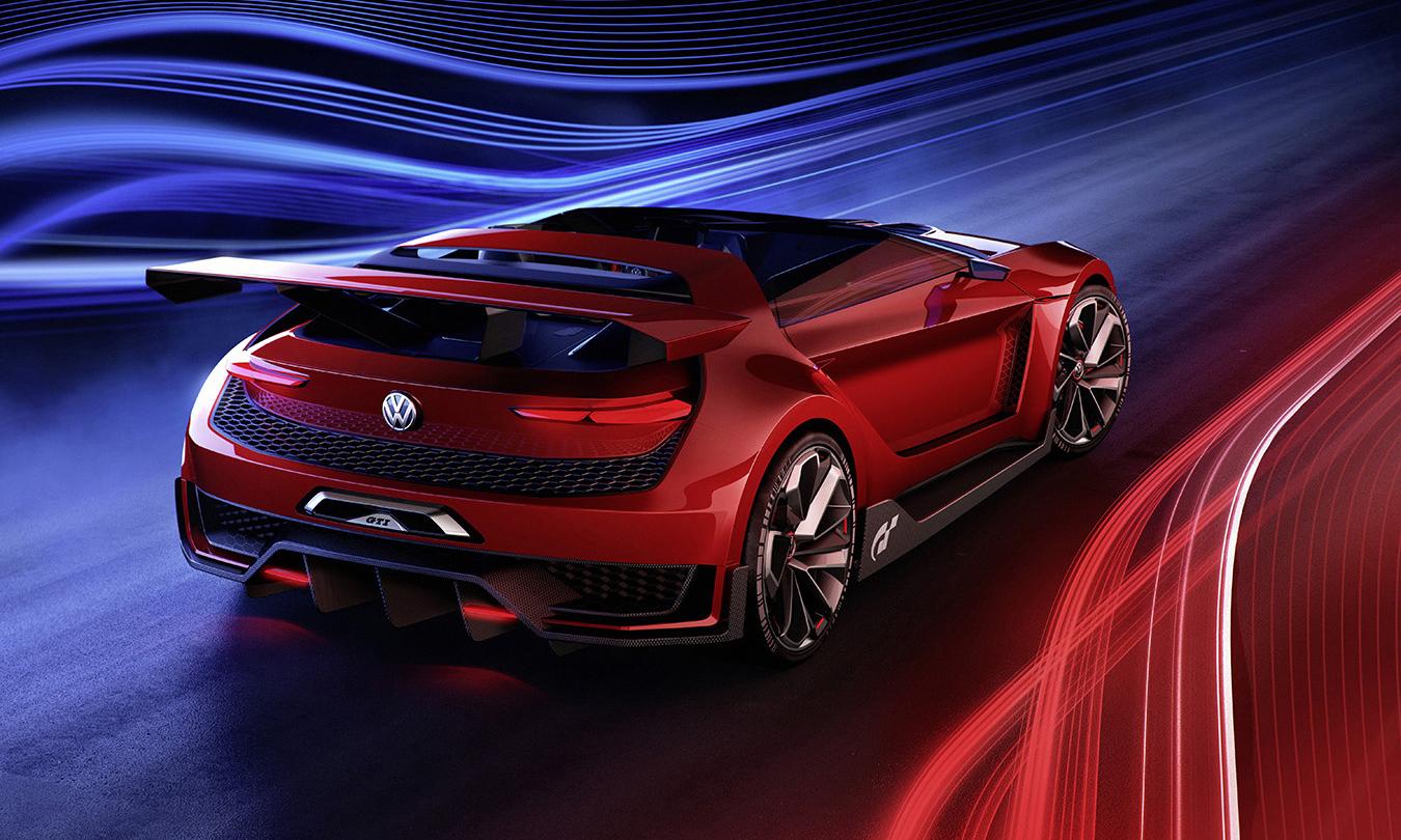 Volkswagen GTI Roadster Vision Gran Turismo | Highsnobiety