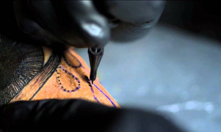 Watch Someone Get a Tattoo in Exquisite Slow-Motion