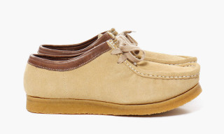 "WTAPS Spring/Summer 2014 ""Edge"" Shoes"