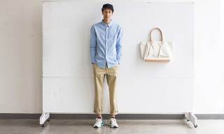 HEAD PORTER PLUS Summer 2014 Collection