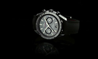 OMEGA and the Whitney Museum Celebrate the Speedmaster Dark Side of the Moon