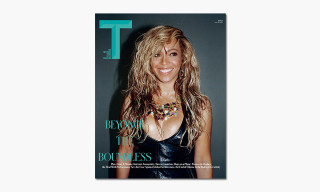 Beyoncé by Juergen Teller Covers 'T' Magazine June 2014