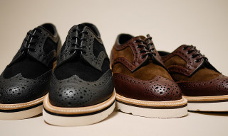 Tricker's for HAVEN Spring/Summer 2014 Footwear