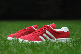 "sale retailer cbab5 1ef9c adidas Originals Consortium x Footpatrol Edberg 86 ""Strawberries  Cream"""