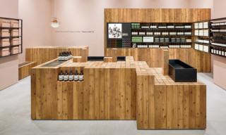 Aēsop Grand Front Osaka Store by Torafu Architects