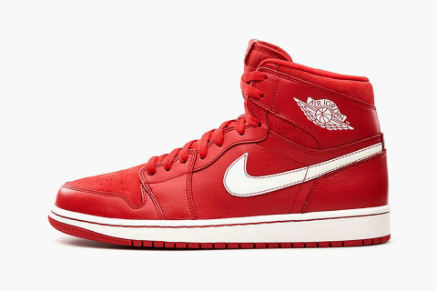 Jordan Brand presents its most recent iteration of the Air Jordan 1 Retro  High OG with a simple red and white colorway. Updated with the signature  hoops ... 6bbe4a8b7