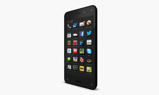 Amazon Fire, the First Smartphone Designed by Amazon