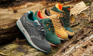 "ASICS Fall/Winter 2014 ""Outdoor"" Pack"