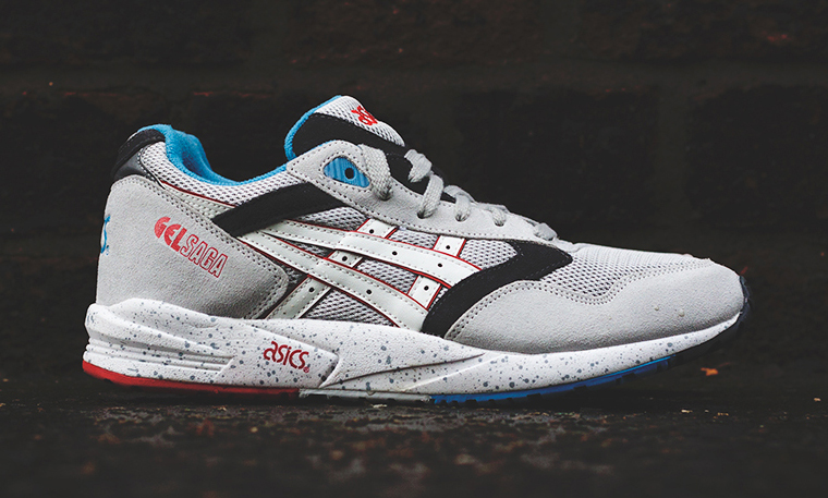 asics gel saga exploration