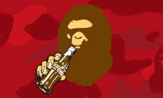 A Bathing Ape x Coca-Cola Capsule Collection Announced