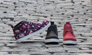 Black Scale Summer 2014 Footwear