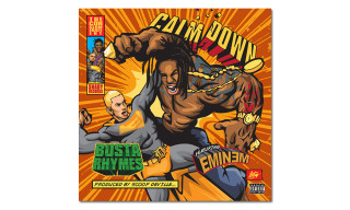 "Listen to Busta Rhymes' New Single ""Calm Down"" featuring Eminem"