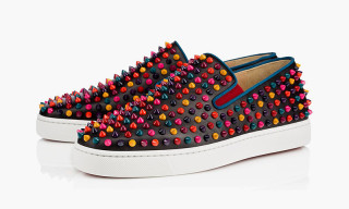 Christian Louboutin Multi-Color Spike Capsule Collection