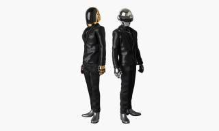 "Daft Punk x MEDICOM TOY ""Random Access Memories"" Real Action Heroes Figures"