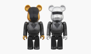 Daft Punk x Medicom Toy BE@RBRICK