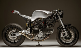 Ducati 900ss Custom by Atom Bomb