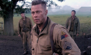 Watch the Official Trailer for 'Fury' starring Brad Pitt and Shia LeBeouf
