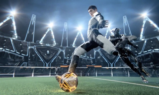 "Watch Ronaldo, Messi & Rooney Play Against Aliens in ""Galaxy 11: Final Match"""