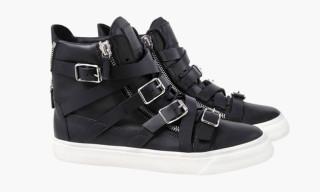 Giuseppe Zanotti Fall/Winter 2014 Buckle Sneaker