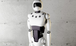 Givenchy Robotics by Simeon Georgiev
