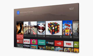 Google Announces Android TV
