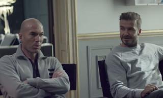 adidas Football presents House Match ft. Beckham, Zidane, Bale and Lucas Moura