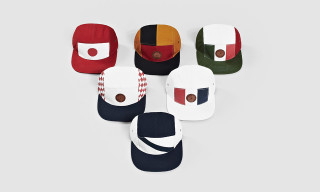 "I Love Ugly ""World Cup"" 5-Panel Cap Collection"
