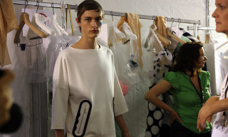 Behind the Scenes | KENZO Spring/Summer 2015 Show