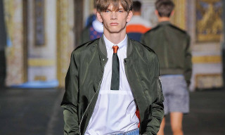 Kris Van Assche Spring/Summer 2015 Collection