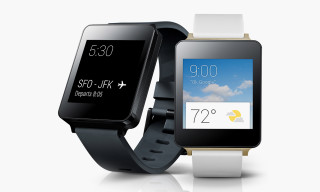 LG G Watch, One of the First Smartwatches Powered by Android Wear