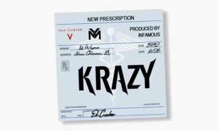"Listen to Lil Wayne's New Song ""Krazy"""