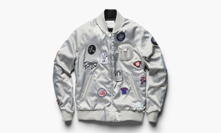 "Marc Newson x G-Star RAW ""10th Anniversary"" Reversible Tour Jacket"