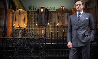 "MR PORTER presents the ""Kingsman"" Capsule Collection"