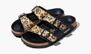 "NEIGHBORHOOD x Papillio ""Arizona"" Sandals"