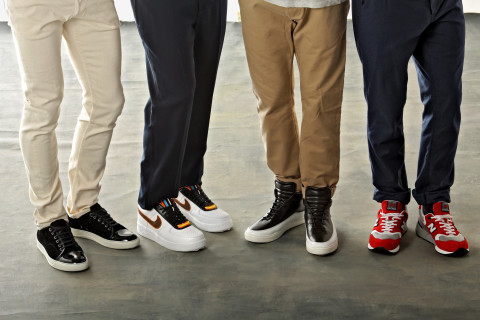 The New York Times Chronicles the Rise of the Sneaker