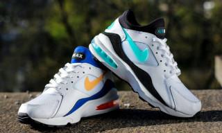 Nike Summer 2014 Air Max 93
